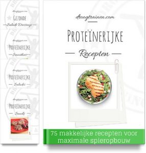 eiwit recepten